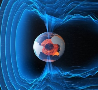 Earth's Magnetic Field (ESA/ATG Medialab image)