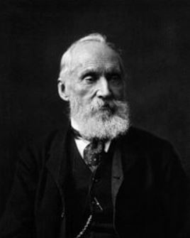 """20 million years old,"" Lord Kelvin"