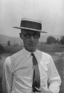 John Scopes, 1925