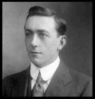 Arthur Holmes, 1912