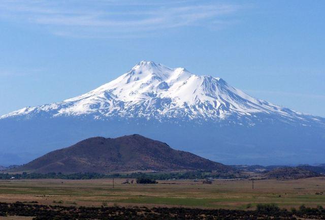 Mount Shasta in 2011