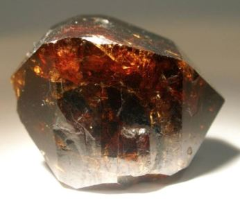 All that sparkles is not gold. It could be zircon.