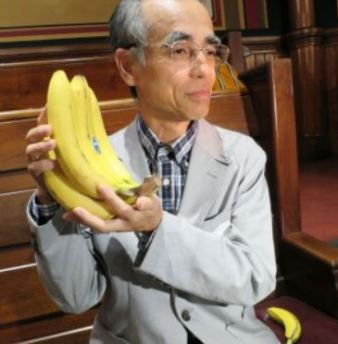 Ig Nobel Laureate Kiyoshi
