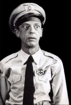 Skinny cop
