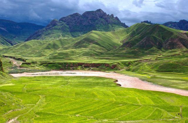Tibet Plateau