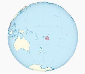 Tonga - rather remote