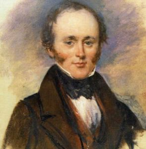 Charles Lyell in 1840.