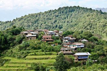 Lamjung, Nepal.