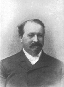 Major Clarence Dutton, around 1880.