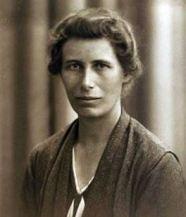 Inge Lehmann, 1935