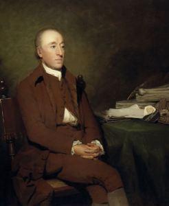 Hutton, 1775