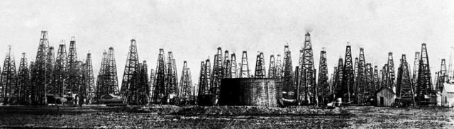 Spindletop, October 1902