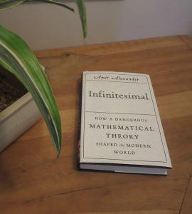 infiniesimal book
