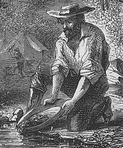 California Prospector, 1849