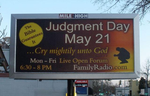 may 21 sign