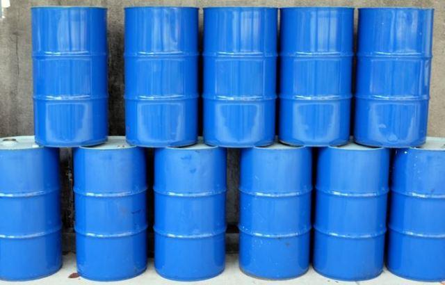 Jnzl's Blue Oil Bbls.