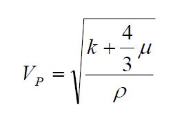 P-wave equation