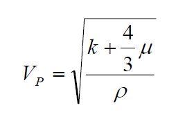 P-wave equation