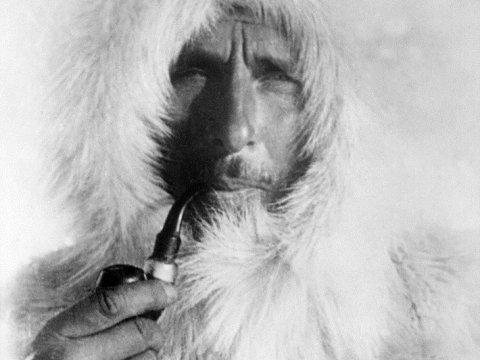 Alfred Wegener, 1930, in Greenland